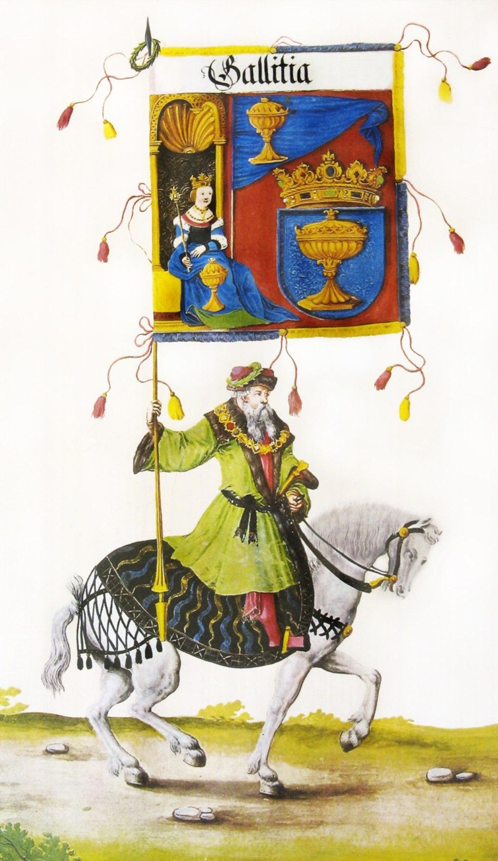 Reino de Galicia-kingdom of Galicia-Maximiliano