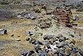 Remains of the Sarıkaya palace, Acemhöyük, Turkey. Area where ivory, glass, and obsidian artifacts were found.jpg