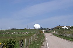 Remote Radar Head Nr Longhaven - geograph.org.uk - 184713.jpg
