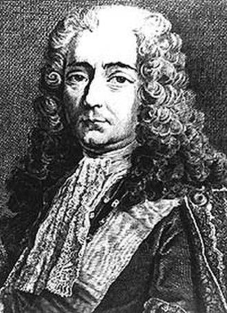 René Louis de Voyer de Paulmy d'Argenson - René-Louis d'Argenson