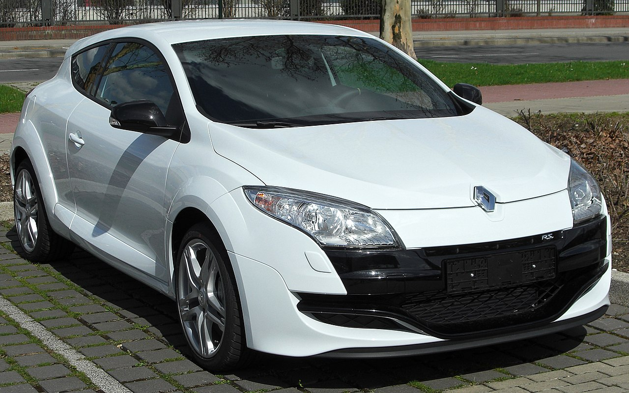 File Renault Megane Iii Rs Front 20100402 Jpg Wikimedia Commons