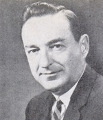 Photograph of William E. Miller