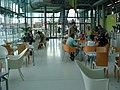 Restaurant at the National Glass Centre, Sunderland - geograph.org.uk - 355126.jpg