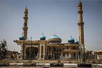 Fallujah - June 2016