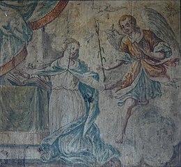 Scènes de la vie de la Vierge