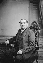 Revd Ellis Hughes, Pen-maen (Cong)