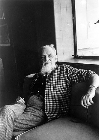 Rex Stout - Rex Stout in 1973