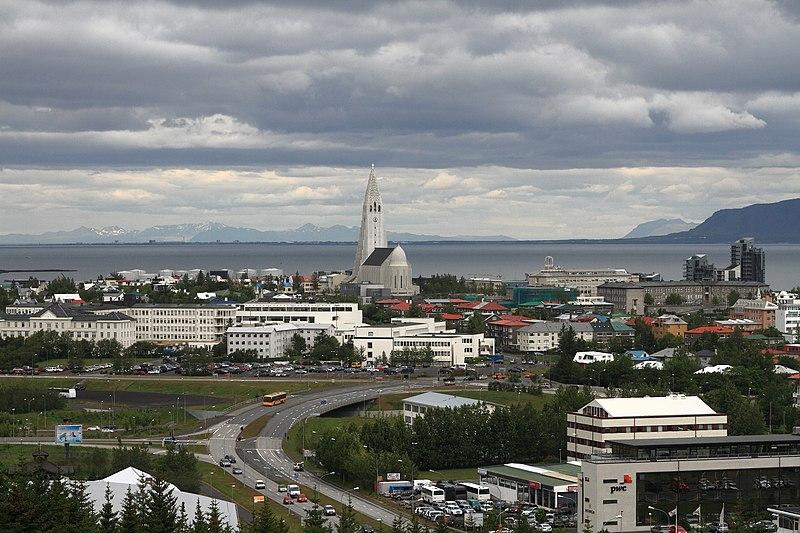 File:Reykjavik, Iceland-13July2011.jpg