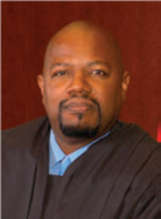 Richard Franklin Boulware II American judge