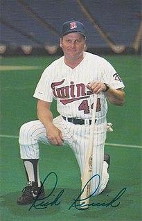 Rick Renick American baseball player