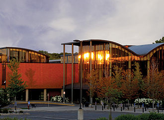 Hennepin County Library - Ridgedale Library, HCL's headquarters