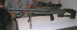 Bor rifle sniper rifle