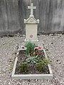 Rigny-Saint-Martin (Meuse) cimetière, tombe de soldat.JPG