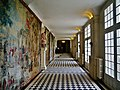 Rigny-Ussé Château d'Ussé Innen Grande Galerie 2.jpg