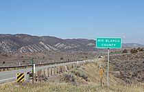 Rio Blanco County, Colorado.JPG