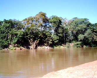 Mearim River - The Mearim River