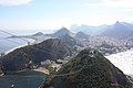 Rio de Janeiro, Copacabana Beach, Morro da Urca, and Cristo Redentor from Pão de Açúcar (15929750801).jpg