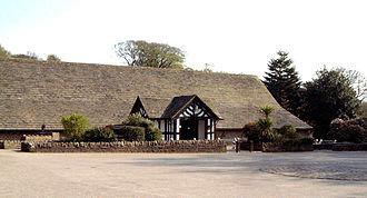 Listed buildings in Rivington - Image: Rivington Hall Barn geograph.org.uk 10975