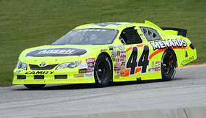 ThorSport Racing - Kimmel's 2013 No. 44 ARCA championship car at Road America