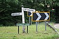 Road Signs, Kingscote, Sussex - geograph.org.uk - 1449973.jpg