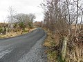 Road at Lettershanbo - geograph.org.uk - 1771198.jpg