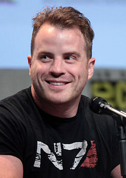 Robert Kazinsky San Diegon Comic-Conissa 2015.