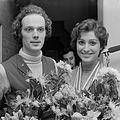 Rob Ouwerkerk en Dianne de Leeuw (1975).jpg