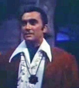 Robert Quarry - Quarry in trailer for Count Yorga, Vampire (1970)
