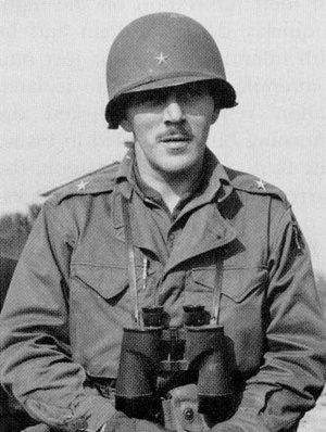 1st Airborne Task Force (Allied) - Robert T. Frederick (as a Brigadier General)