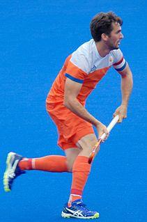 Robert van der Horst Dutch field hockey player