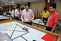 Robot Testing Session - Workshop on Organising Indian and World Robot Olympiad - NCSM - Kolkata 2016-03-07 2300.JPG