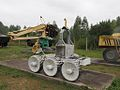 Robots used during the Chernobyl cleanup (11384369646).jpg