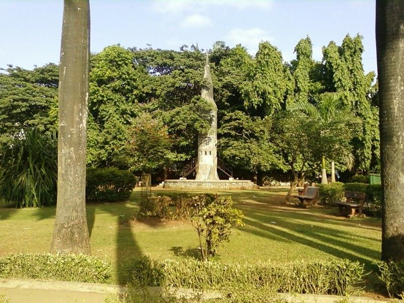 Rocket Garden, Wadala