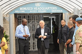 MONUSCO - MONUSCO headquarters