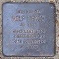 Rolf Menco - Ilandkoppel 68 (Hamburg-Ohlsdorf).Stolperstein.crop.ajb.jpg