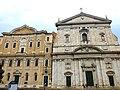 Rom - Biblioteca Vallicelliana - Santa Maria in Vallicella - panoramio.jpg