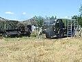 Romanian NBC vehicle decontamination.jpg