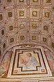 Rome San Silvestro in Palatio 2020 P02 Salvator mundi.jpg
