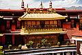 Room for Dalai Lama at Jokhong Temple.jpg