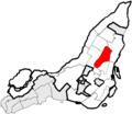 Rosemont–La Petite-Patrie location diagram.png