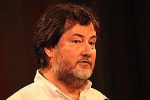 Ross Ihaka - Ihaka at the 2010 New Zealand Open Source Awards