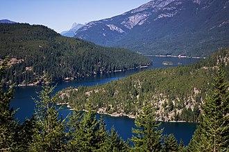 Ross Lake (Washington) - Ross Lake, 2012