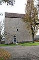 Rothenburg ob der Tauber, Alte Burg ehem. Kapelle St. Blasius-001.jpg