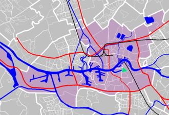 Afrikaanderwijk - Image: Rotterdamse wijken afrikaanderwijk