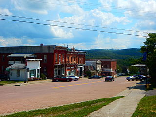 Cattaraugus Village Commercial Historic District