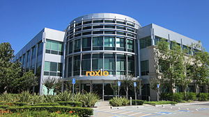 Roxio - Roxio's former headquarters in Santa Clara, California
