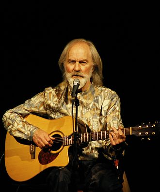 Roy Harper (singer) - Performing at the Palace Theatre, Manchester, 18 September 2010