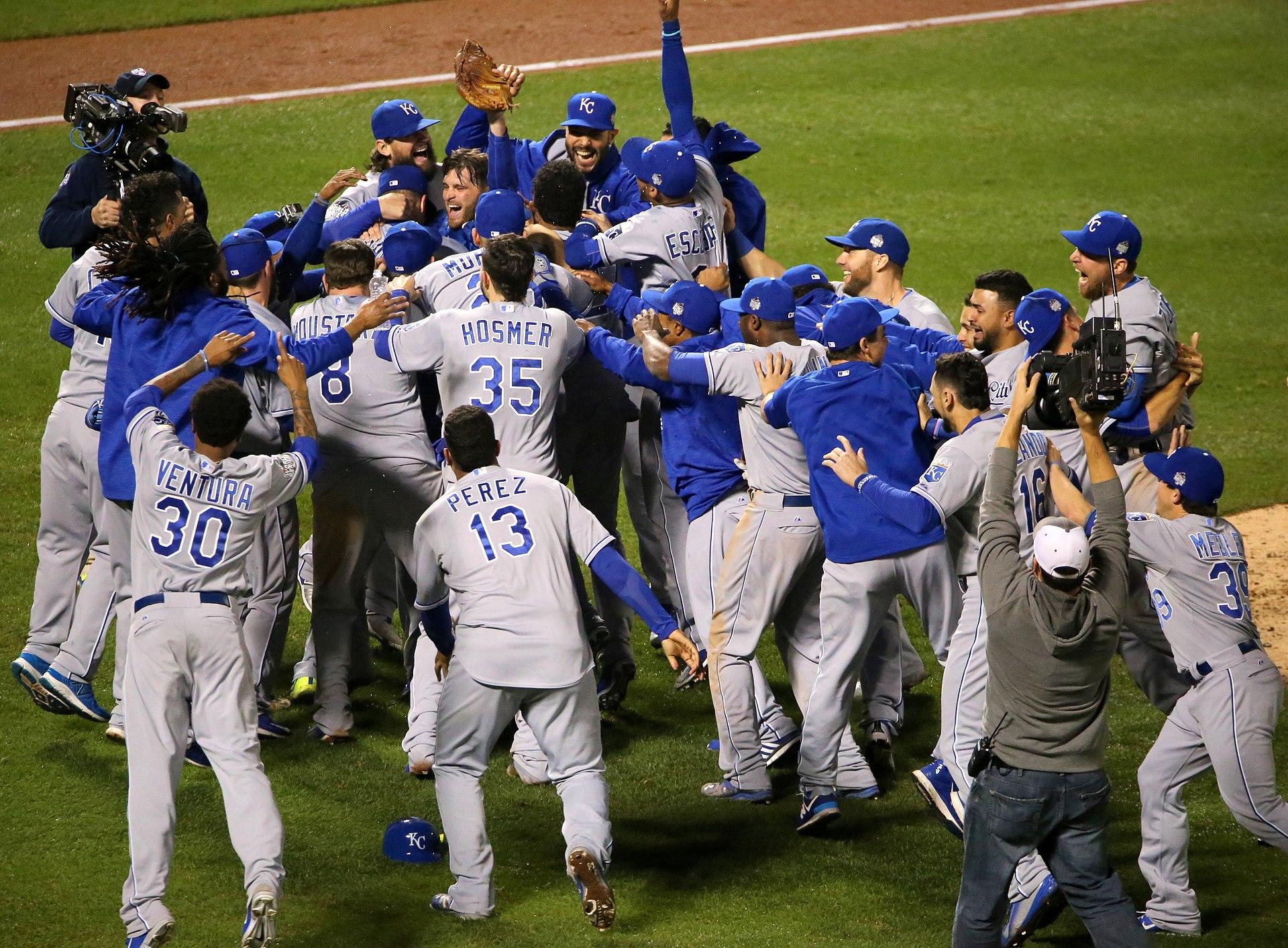 Major League Baseball 2015 - Wikipedia