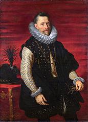 Portrait of the Archduke Albert