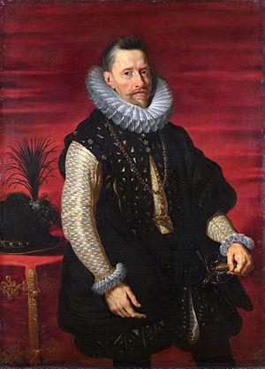 Albert VII, Archduke of Austria - Image: Rubens arquiduquealberto VII01
